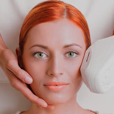 درمان موهای زائد صورت